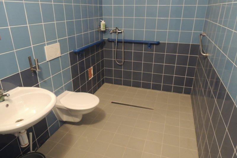 Rekonstrukce pokojů a koupelen