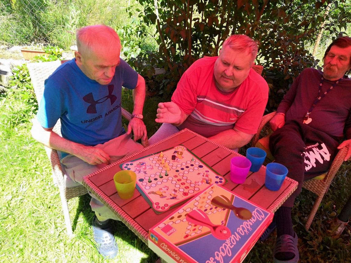 Společenské hry a zábava